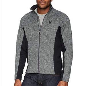 Spyder Men's Constant Full Zip Mid Weight Jacket